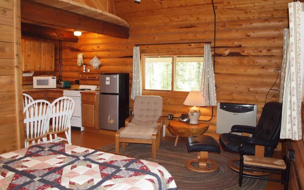 Beaver Point interior