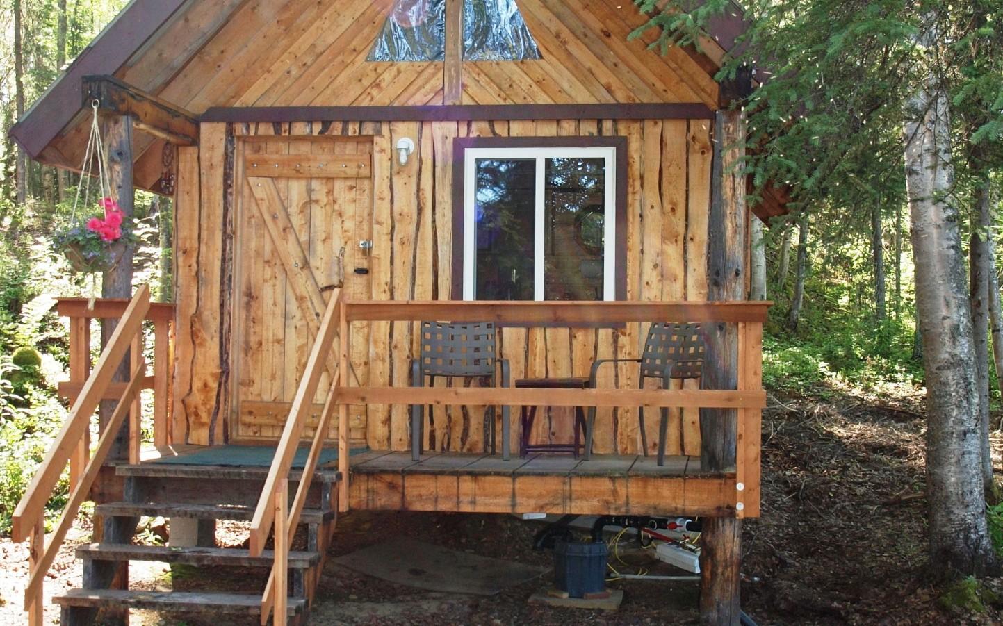 Bird Cove cabin