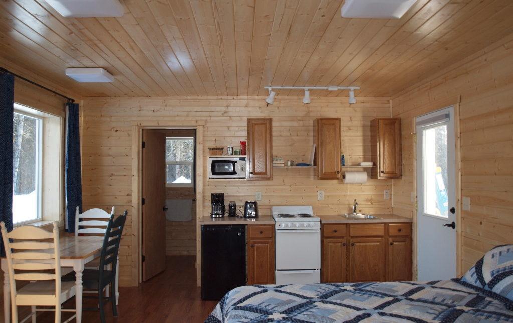 Hilltop kitchen