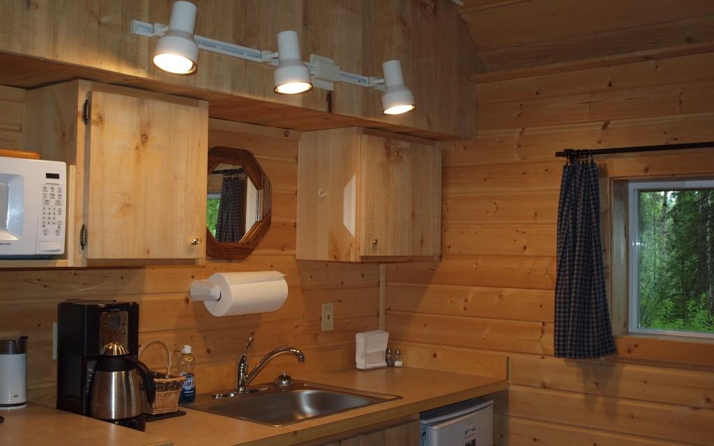 Bird Cove kitchen